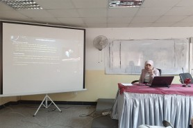 Workshop - Dr.  Aliyaa Hussein Abdul Salam